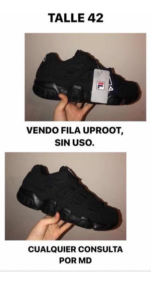 Zapatillas Fila Uproot Originales Nuevas!