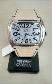 Relógio Carrara Unissex Rr20575y