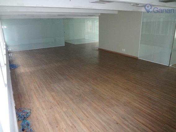 Conjunto Para Alugar, 180 M² Por R$ 13.000/mês - Jardim Paulista - São Paulo/sp - Cj0294