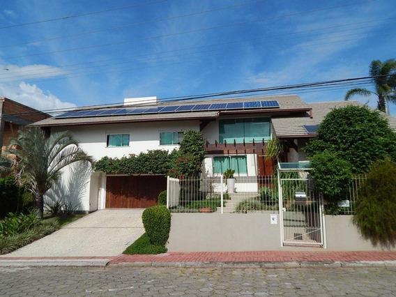 Casa 5 Dormitórios Alto Padrão Lagoa Da Conceição - Florianópolis Sc - Ca2215