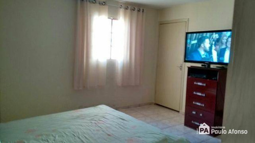 Casa Com 3 Dormitórios À Venda, 190 M² Por R$ 350.000,00 - Jardim São Paulo - Poços De Caldas/mg - Ca1015