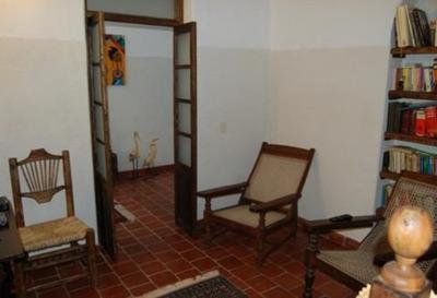 Venta De Casa Estilo Mexicano En Centro De Gdl