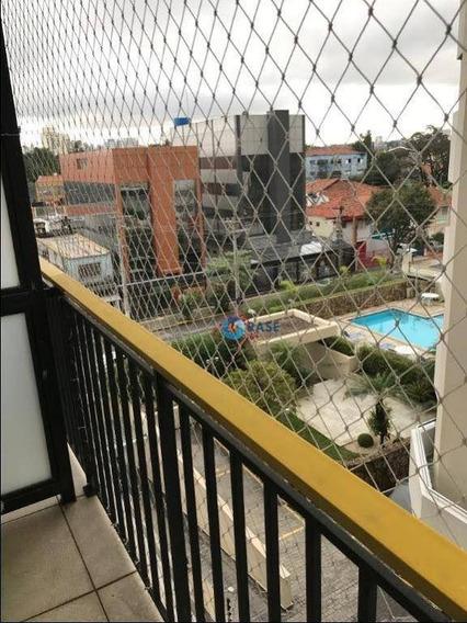 Studio Com 1 Dormitório À Venda, 33 M² Por R$ 314.000 - Alto Da Boa Vista - São Paulo/sp - St0082