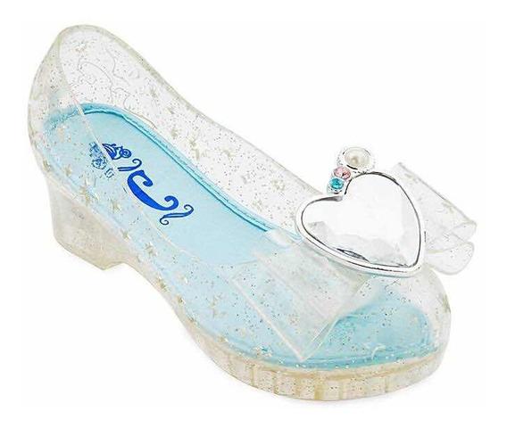 Disfraz Zapatos Cenicienta Con Luz P/niña Disney Store