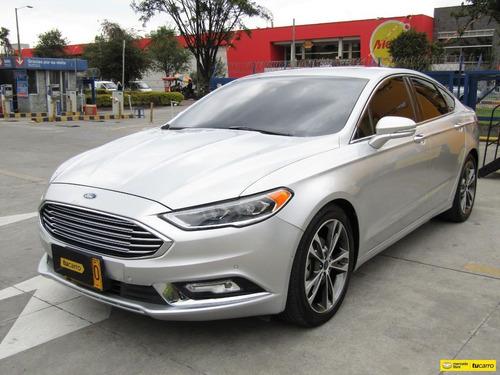 Ford Fusion 2.0 Titanium Plus