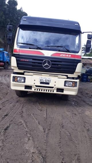 Volquete Mercedes Benz 2644 Del 86