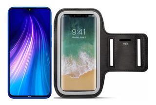 Braçadeira Armband Esport Para Xiaomi Redmi Note 8