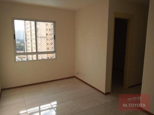 Imagem 1 de 15 de Apartamento Com 2 Dormitórios À Venda, 44 M² Por R$ 230.000,00 - Ponte Grande - Guarulhos/sp - Ap0078