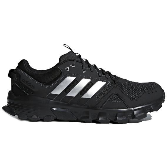 Tenis adidas Rockadia Trail Negro Correr Running Senderismo