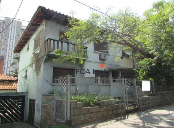 Casa Comercial Para Locação, Auxiliadora, Porto Alegre. - Ca0313