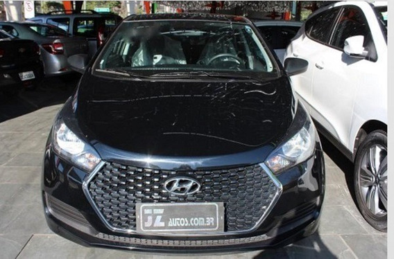 Hyundai Hb20 Unique 1.0 Manual - Carro Para Aplicativo