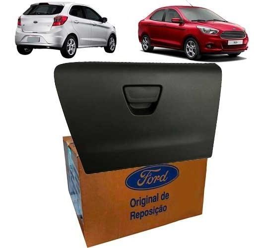 Tampa Porta Luvas Ford Ka 2014 2015 2016 2017 2018 Original