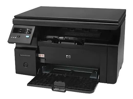 Impressora Multifuncional Laserjet M1132 Brinde 8 Toner 85a