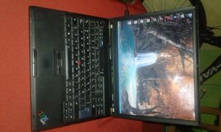 Notebook Ibm Thinkpad T60p + Portafolio (oportunidad!)