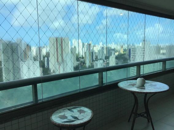 Apartamento Em Casa Forte, Recife/pe De 189m² 4 Quartos Para Locação R$ 5.500,00/mes - Ap557115