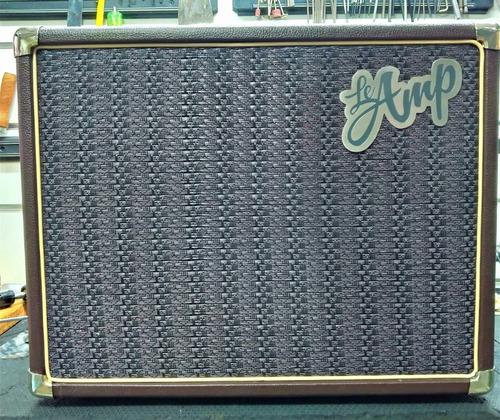 Imagem 1 de 6 de Caixa Acústica Le Amp Rebecca 112 Eminence 50 Watts Guitarra