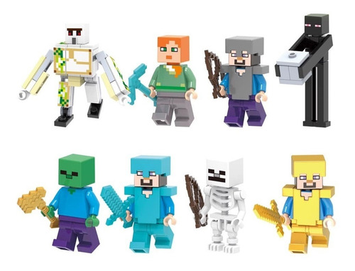 Lego Tipo, Super Heroes