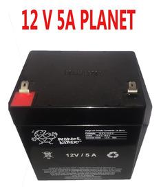 Bateria 12v 5a Secpowernobreak, Filmagem, Brinquedos...