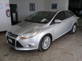 Ford Focus 4p Sel Aut