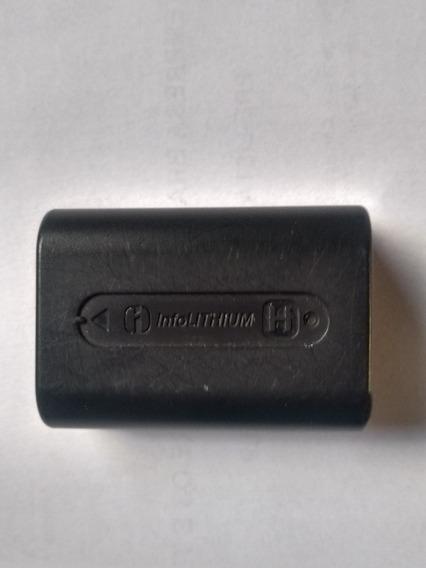 Bateria E Filmadora Da Sony