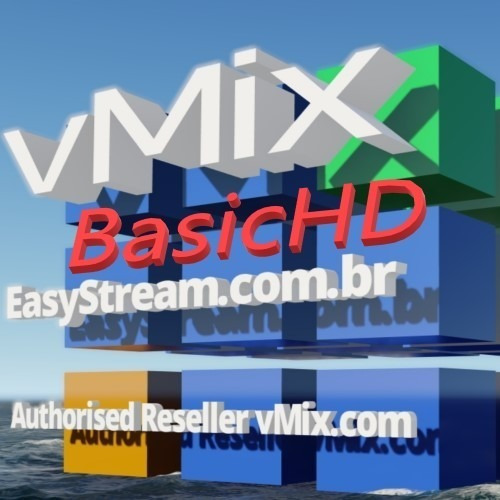 Software De Streaming Vmix 23 Basic Hd (parcelado)