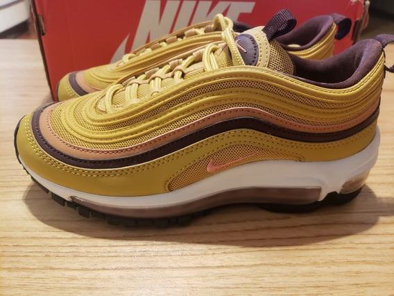 Nike Air Max 97 Color Mostaza