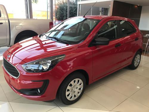 Ford Ka S 1.5 Mt 123cv 5ptas 0km 2021 Stock Físico *