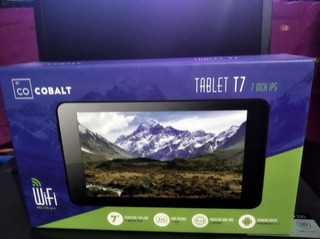 Tablet Cobalt Nueva 7