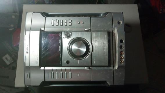 Sony 3 Cd Mp3 Modelo Mhc Gn 900