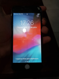 iPhone 6 128 Gb / Carregador Original / Capinhas