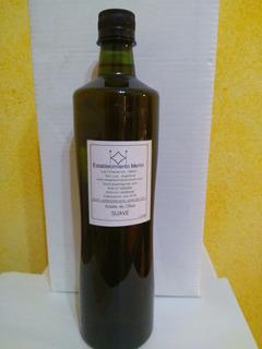 Aceite Oliva Extra Vírgen Primera Extracción En Frío Merlín