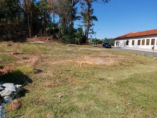 Imagem 1 de 1 de Terreno À Venda, 426 M² Por R$ 554.000,00 - Condomínio Reserva Do Itamaracá - Valinhos/sp - Te0768