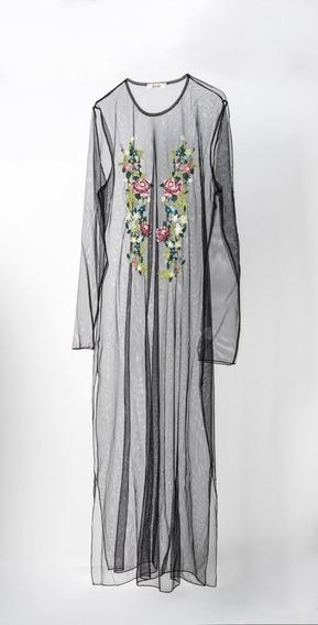 Vestidos De Fiesta Trasparente Mujer Calidad Premium