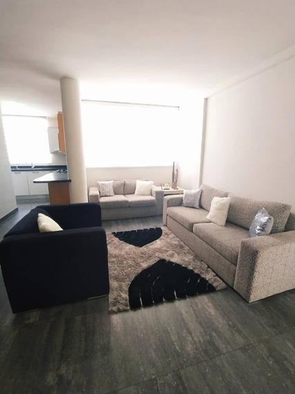 Impecable Apartamento Amoblado Para Alquiler En Florida Lake