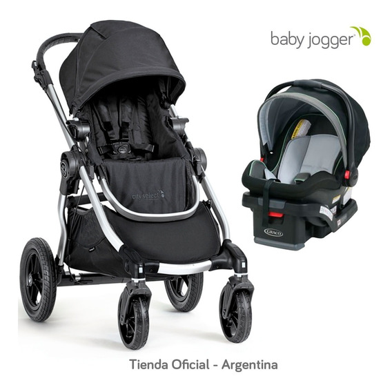 Cochecito De Bebé, City Select + Porta Bebè Graco