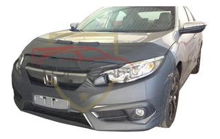 Capa Proteção Frontal Parachoque Capô Civic G10 2017 18 19