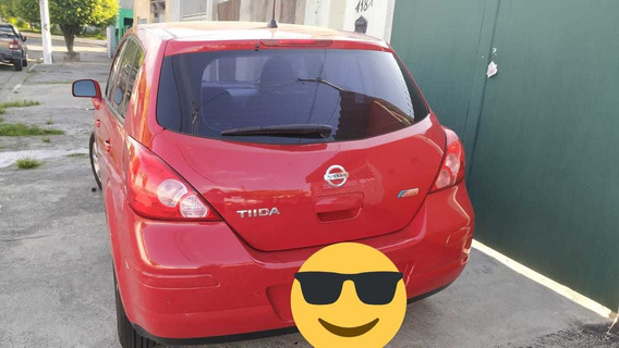 Nissan Tiida 1.8 S Flex 5p 2009