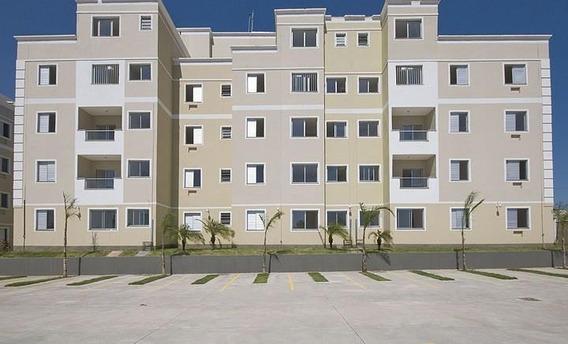 Apartamento Em Jardim Sumaré, Araçatuba/sp De 59m² 3 Quartos Para Locação R$ 630,00/mes - Ap349561