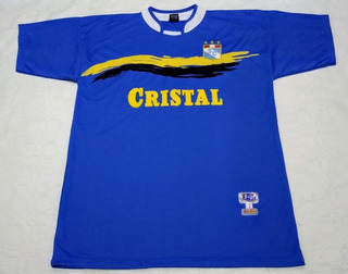 Camisa Do Sporting Cristal Anos 00 Segundo Uniforme