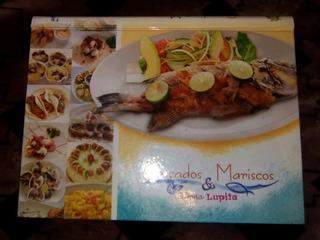 Recetario Pescardos Y Mariscos Doña Lupita