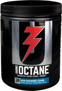 Amino Octane Bcaa+energia 30 Doses Universal - Importado Eua