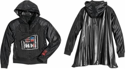 Jaqueta adidas Star Wars Darth Vader Sem Capuz