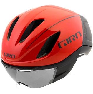 Capacete Aerodinâmico De Ciclismo Giro Vanquish Mips Vermelh