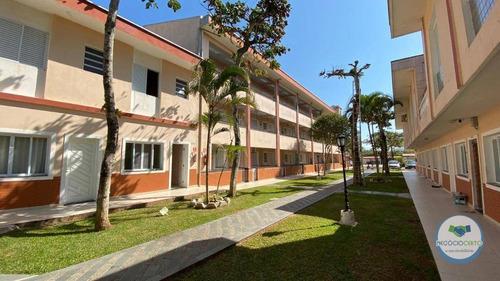 Kitnet Com 1 Dormitório À Venda, 50 M² Por R$ 165.000,00 - Vila Suarão - Itanhaém/sp - Kn0014