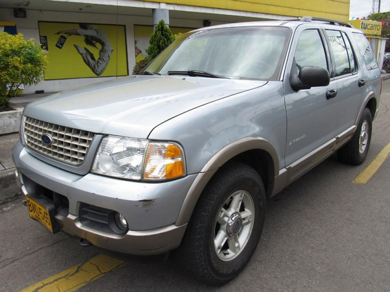 Ford Explorer Everest 4.6 At 7 Pts 4x4