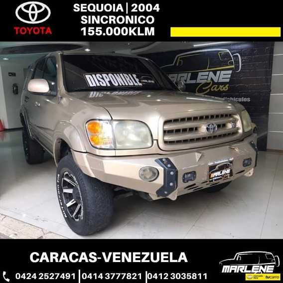 Toyota Sequoia V8d Iforce