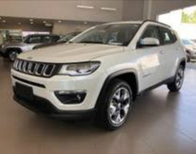 Jeep Compass 2019/19 Zero 0 Km + Pack Safety + Pack Premium