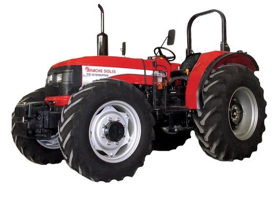 Tractores Apache-solis 75hp Doble Traccion
