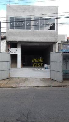 Prédio Comercial Para Locação, Gopoúva, Guarulhos. - Pr0056