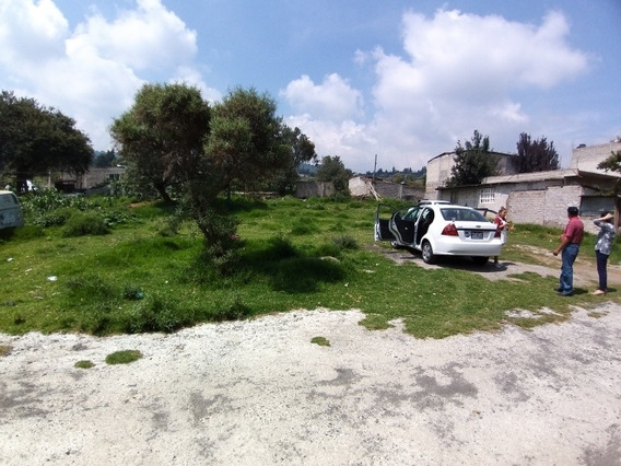 Terreno En Sanpedro Actopan....